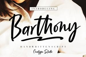 Barthony