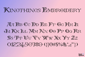 Kingthings Embroidery