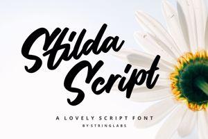 Stilda Script