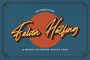 Falcon Harfing