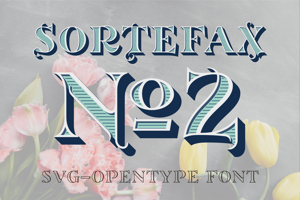Sortefax No2
