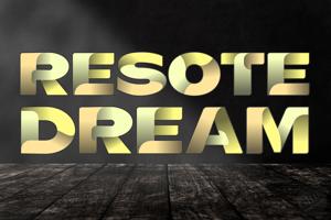 ResotE Dream
