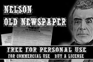 NelsonOldNewsPaper