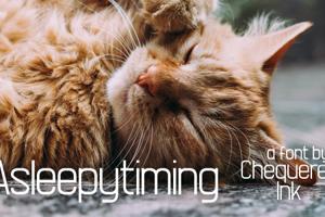 Asleepytiming