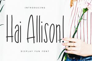 Hai Allison