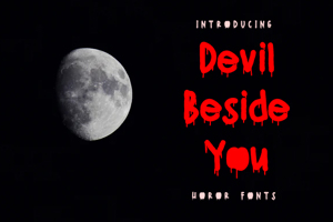 Devil Beside You