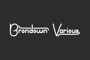 Brondown Various