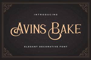 Avins Bake