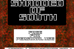 Shadded of South