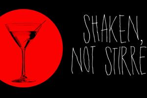 DK Shaken Not Stirred