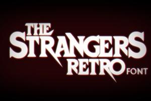 Strangers Retro