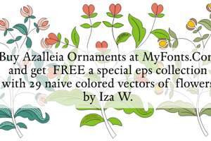 Azalleia Ornaments
