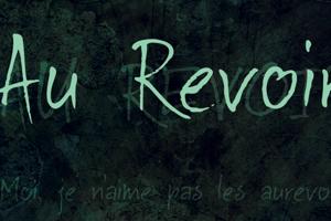 DK Au Revoir