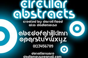 Circular Abstracts