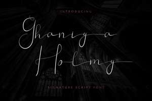 Ghaniya Holmy