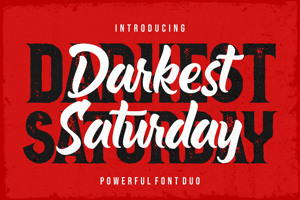 Darkest Saturday