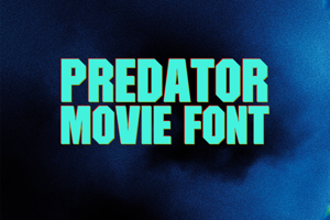 Predator Movie