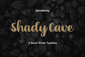 Shady Cave - Script