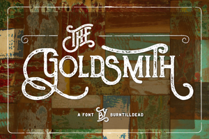 The Goldsmith Vintage