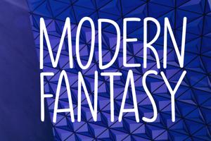 Modern Fantasy DEMO