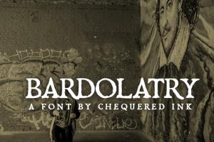 Bardolatry