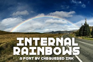 Internal Rainbows