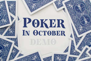 Poker In October Demo