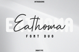 Eathoma Script