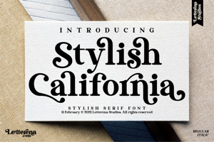 Stylish California