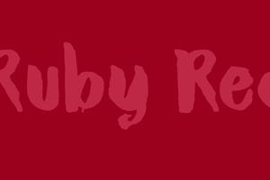 DK Ruby Red