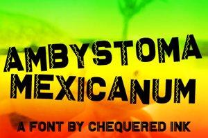 Ambystoma Mexicanum