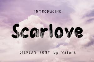 Scarlove
