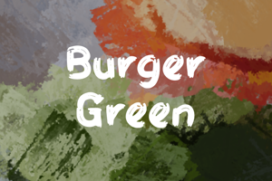 b Burger Green