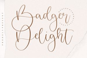 Badger Delight