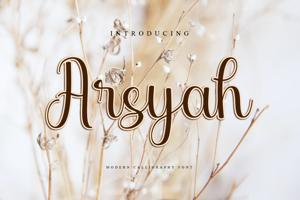 Arsyah