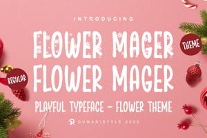 Flower Mager