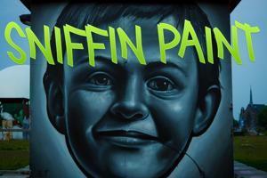 Sniffin Paint
