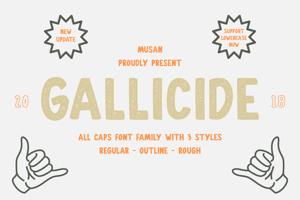 Gallicide-Demo