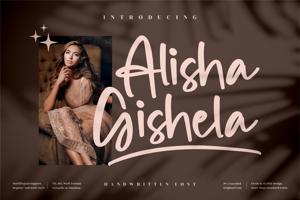 Alisha Gishela