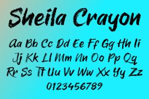Sheila Crayon