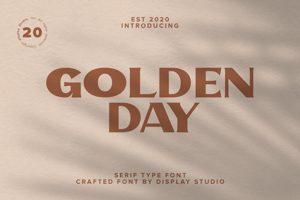 Golden Day