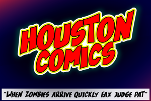 Houston Comics