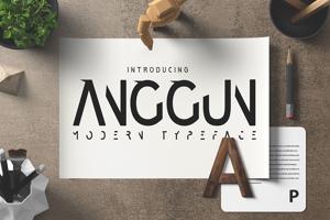Anggun Sans
