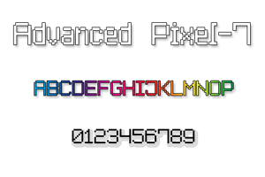 Advanced Pixel-7