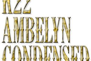 K22 Ambelyn Condensed