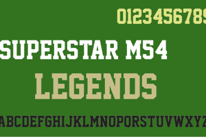 Superstar M54