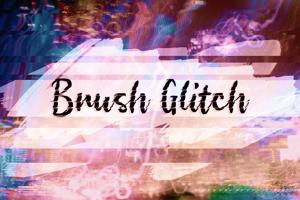 b Brush Glitch