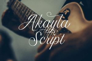 Akayla Script