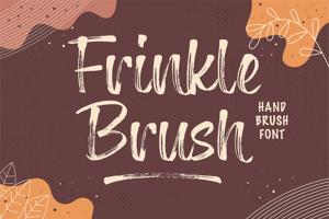Frinkle Brush