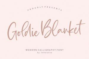 Goldie Blanket